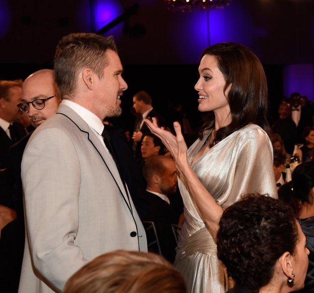 Angelina Jolie, Ethan Hawke