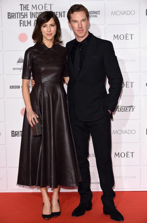 Benedict Cumberbatch, Sophie Turner