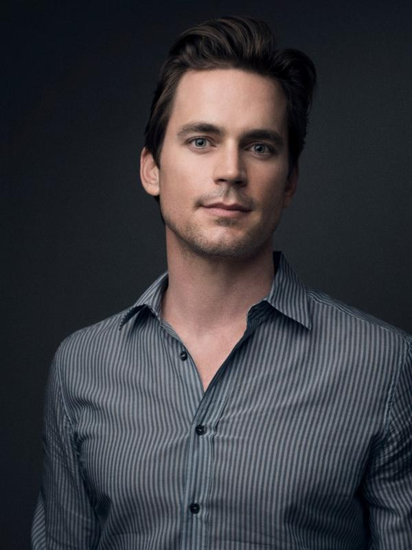 Matt Bomer, White Collar, Montgomery Clift
