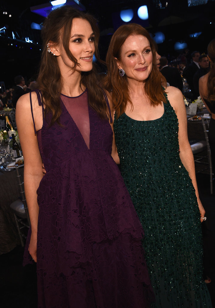 Keira Knightley, Julianne Moore