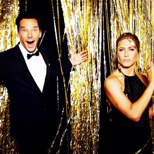 Benedict Cumberbatch, Jennifer Aniston