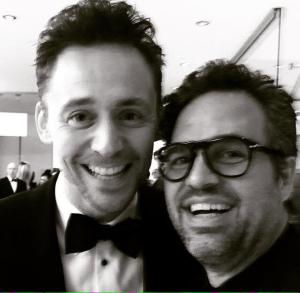 Tom Hiddleston, Mark Ruffalo