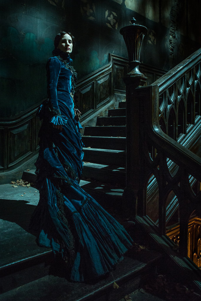 Jessica Chastain, Crimson Peak