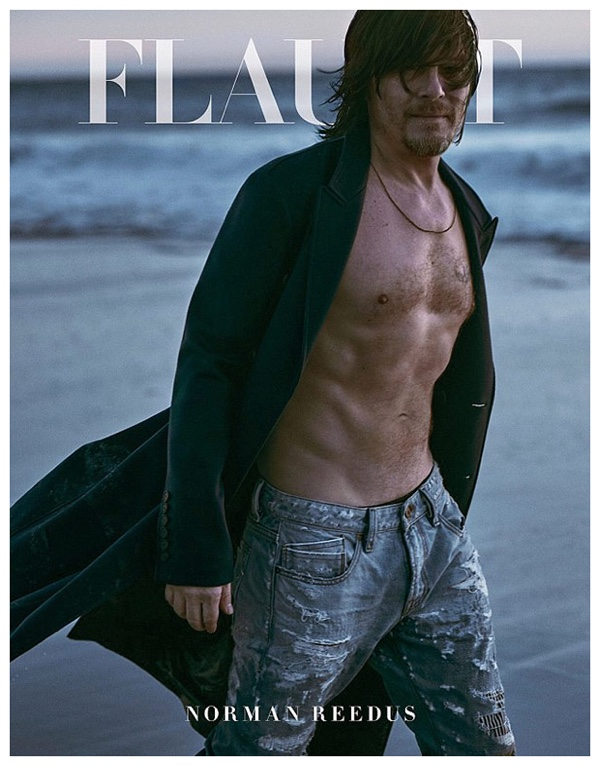 Norman Reedus Covers F...