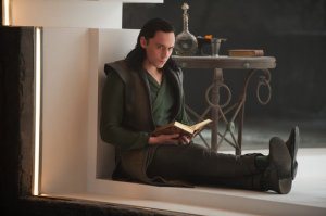 Tom Hiddleston, Loki, Thor 2