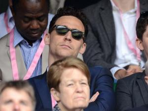 Tom Hiddleston, Wimbledon