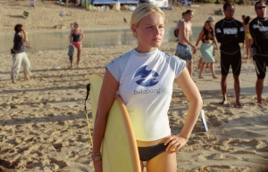 Blue Crush, Kate Bosworth