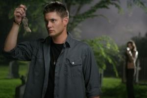 Jensen Ackles, Dean Winchester, Lauren Cohen, Bela Talbot, Supernatural