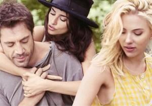 Vicky Cristina Barcelona, Penelope Cruz, Javier Bardem, Scarlet Johansson