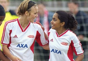 Bend It Like Beckham, Keira Knightley, Parminder Nagra