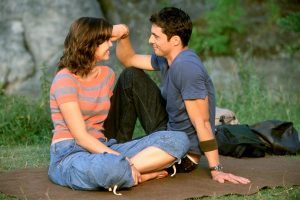 Chasing Liberty, Mandy Moore, Matthew Goode