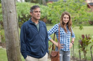 The Descendants, George Clooney, Shailene Woodley