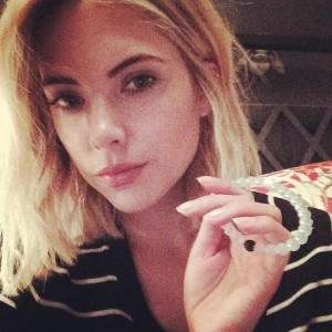 Ashley Benson, World Water Day, Pretty Little Liars