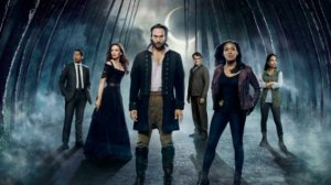 Sleepy Hollow, Tom Mison, Nicole Beharie, John Noble