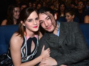 Emma Watson, Ezra Miller