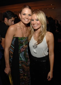 Jennifer Morrison, Kristen Bell