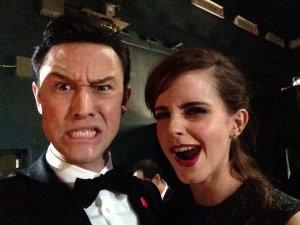 Joseph Gordon Levitt, Emma Watson
