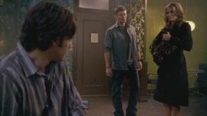 Jensen Ackles, Dean Winchester, Jared Padalecki, Sam Winchester, Supernatural, Bela Talbot, Lauren Cohen