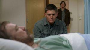 Jensen Ackles, Dean Winchester, Jared Padalecki, Sam Winchester, Supernatural, Jim Beaver, Bobby Singer