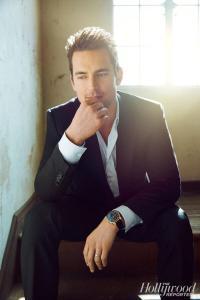 Matt Bomer, Hollywood Reporter