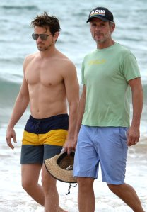 Shirtless-Matt-Bomer-Maui-Hawaii-Pictures1