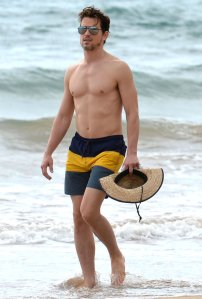 Matt Bomer, Hawaii