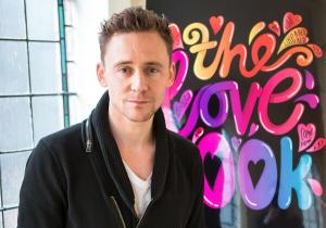 Tom Hiddleston, Love Book