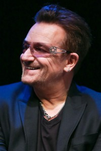 Bono, Palm Springs Film Festival