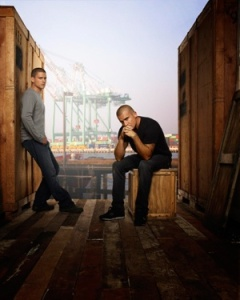 Wentworth Miller, Michael Scofield, Dominic Purcell, Lincoln Burrows, Prison Break