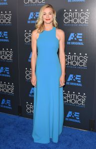 Yvonne Strahovski, Critics Choice Awards