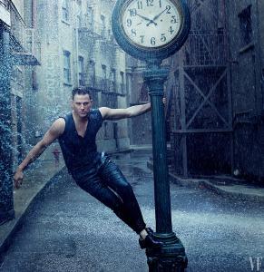 Channing Tatum, Vanity Fair
