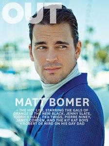Matt Bomer, Out
