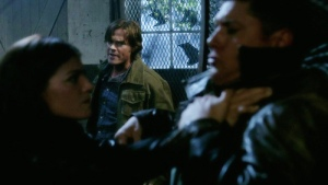 Jensen Ackles, Dean Winchester, Jared Padalecki, Sam Winchester, Supernatural, Ruby