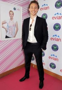 Tom Hiddleston, Wimbledon