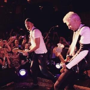 U2, Edge, Adam Clayton