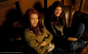 Genevieve Cortese, Ruby, Anna, Supernatural