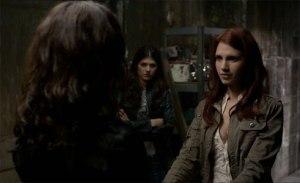 Genevieve Cortese, Ruby, Anna, Supernatural