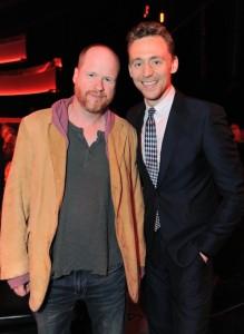 Tom Hiddleston, Joss Whedon, MTV Movie Awards