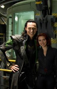 Tom&Scarlet* (set of Avengers)