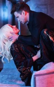 Matt Bomer, Lady Gaga, American Horror Story Hotel, Donovan, Countessa