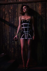 Lucy Hale, V Magazine