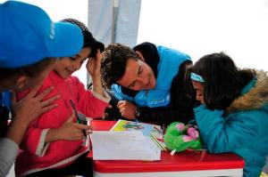 Orlando Bloom, UNICEF