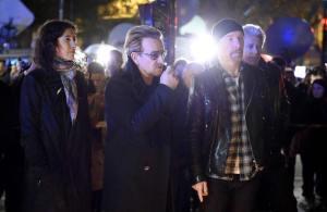 U2, Paris, Bataclan
