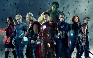 Avengers, Tony Stark, Iron Man, Robert Downey Jr, Steve Rogers, Captain America, Thor, Chris Hemsworth, Black Widow, Natasha Romanoff, Scarlett Johansson, Scarlet Witch, Elizabeth Olsen