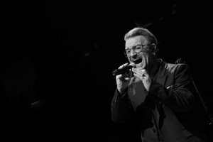 Bono, U2, innocence+experience