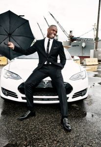 Idris Elba, Men's Health