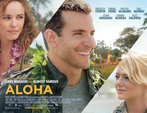 Bradley Cooper, Brian Gilcrest, Rachel McAdams, Tracy Woodside, Emma Stone, Allison Ng, Aloha