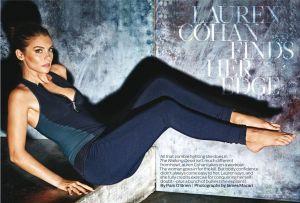 Lauren Cohen, Shape