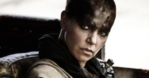 Mad Max Fury Road, Charlize Theron, Imperator Furiosa