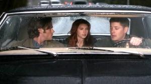Jensen Ackles, Dean Winchester, Jared Padalecki, Sam Winchester, Anna, Supernatural